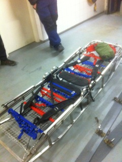 Equipment Scarborough And Ryedale Mountain Rescue Team