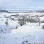 Hole of Horcum - Winter Walking