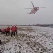 Familiarisation training on Sikorsky S92